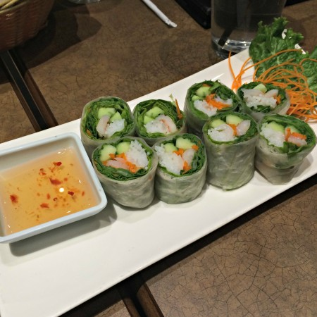 Sy Thai Fresh Rolls