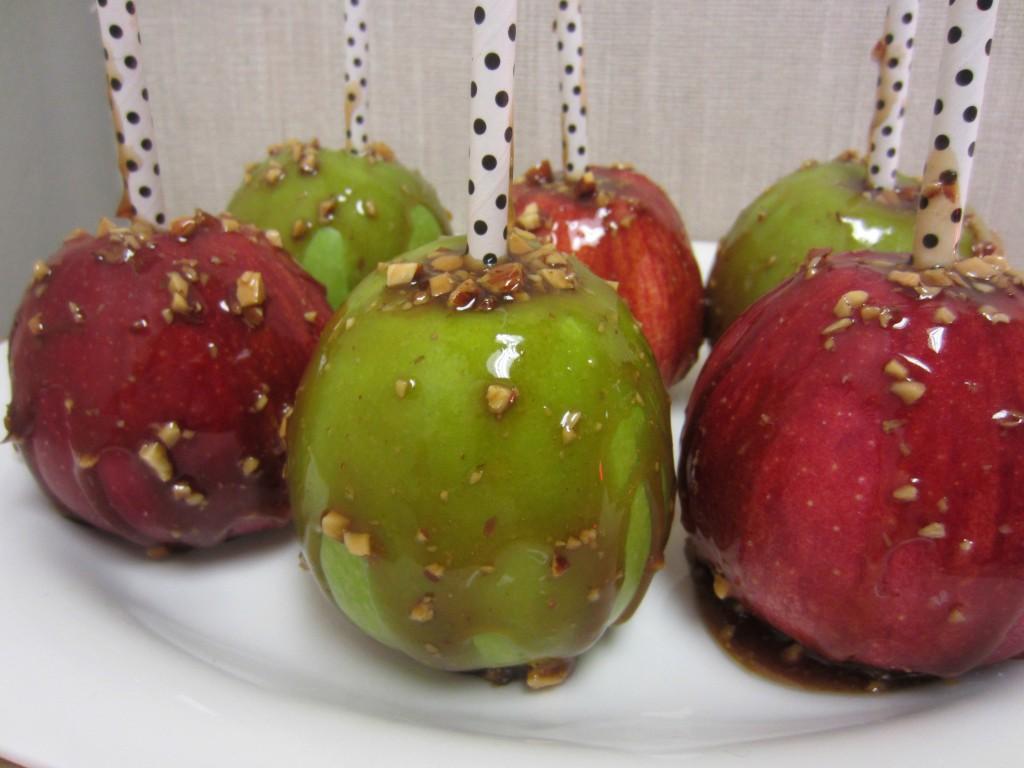 healthy caramel apple recipe