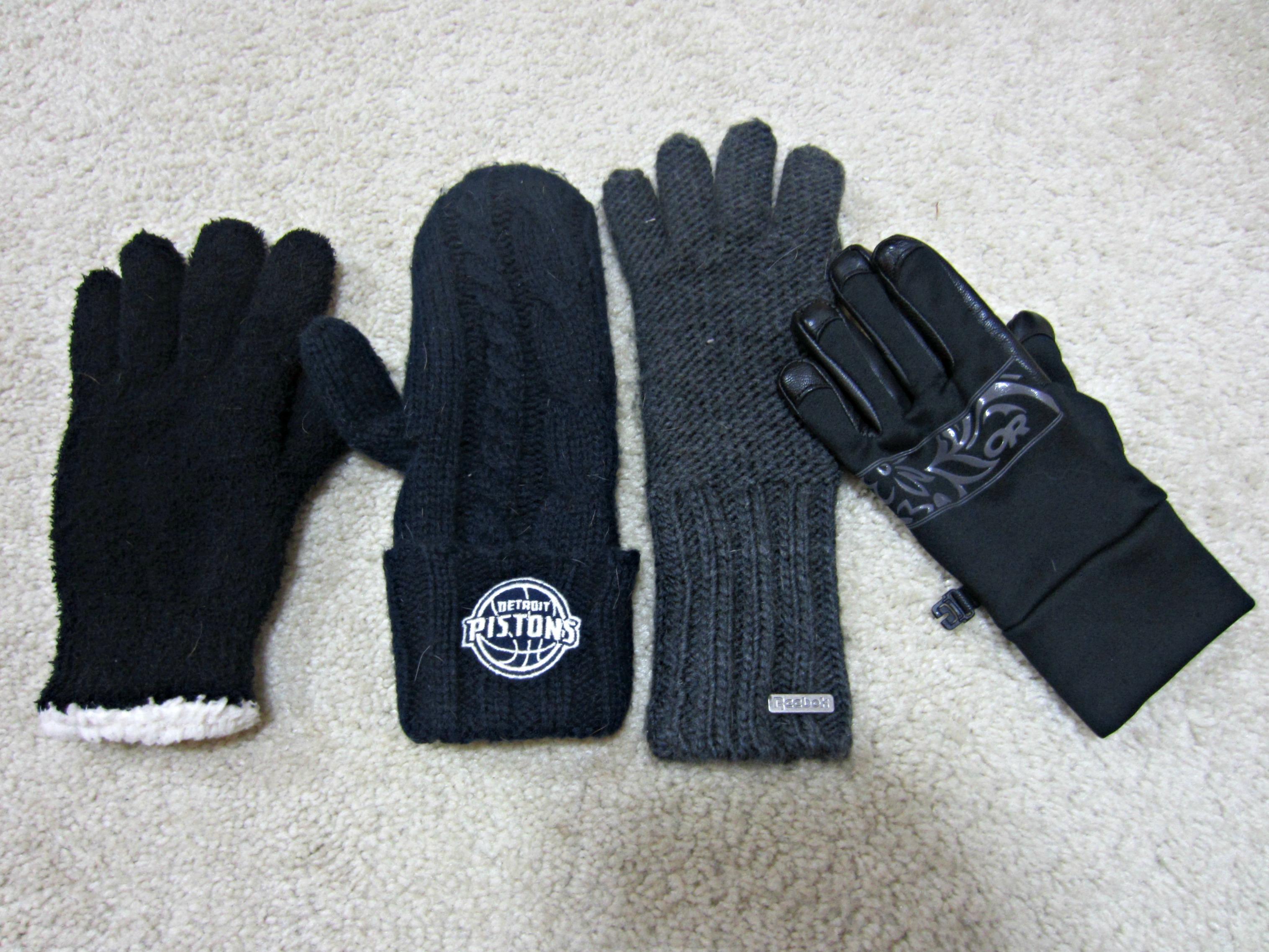single gloves