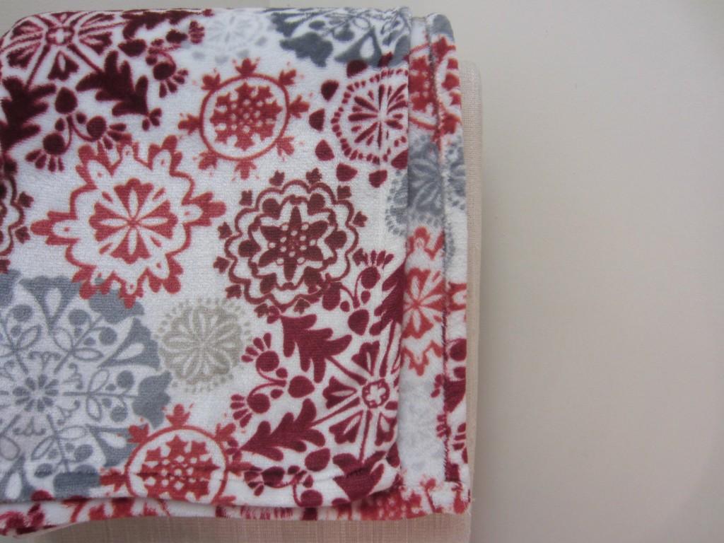 velvet plush throw blanket