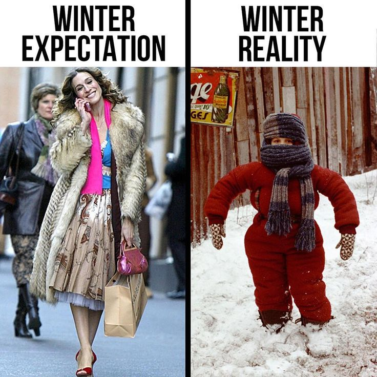 winter funny