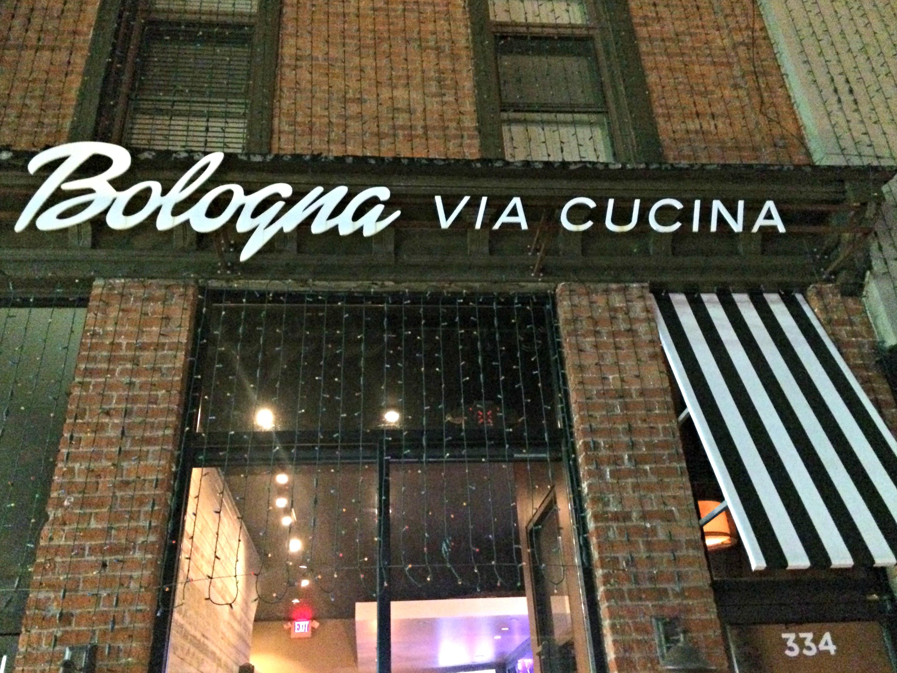 Bologna Via Cucina Rochester Michigan