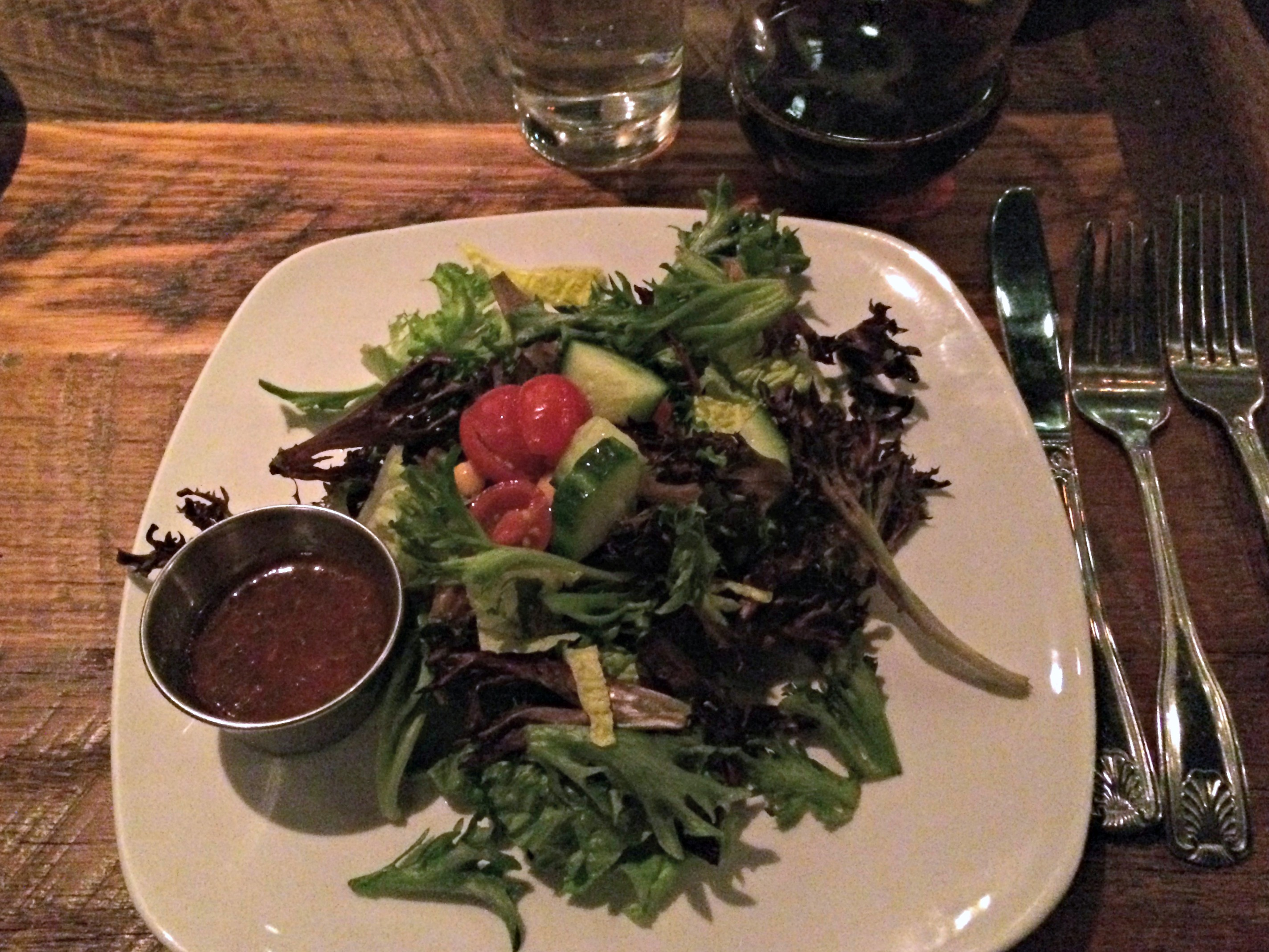 Bologna house salad
