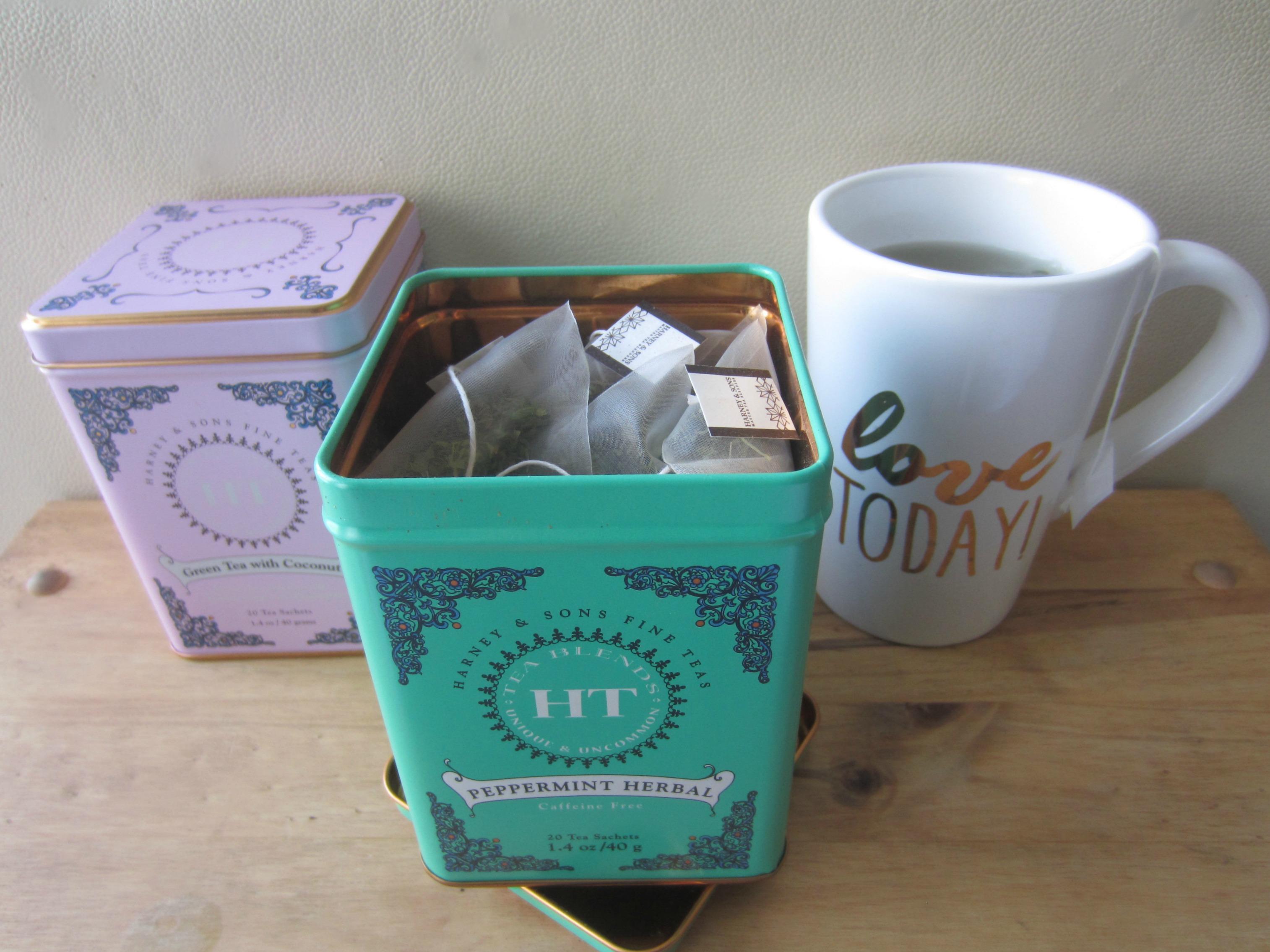 Harney & Sons teas