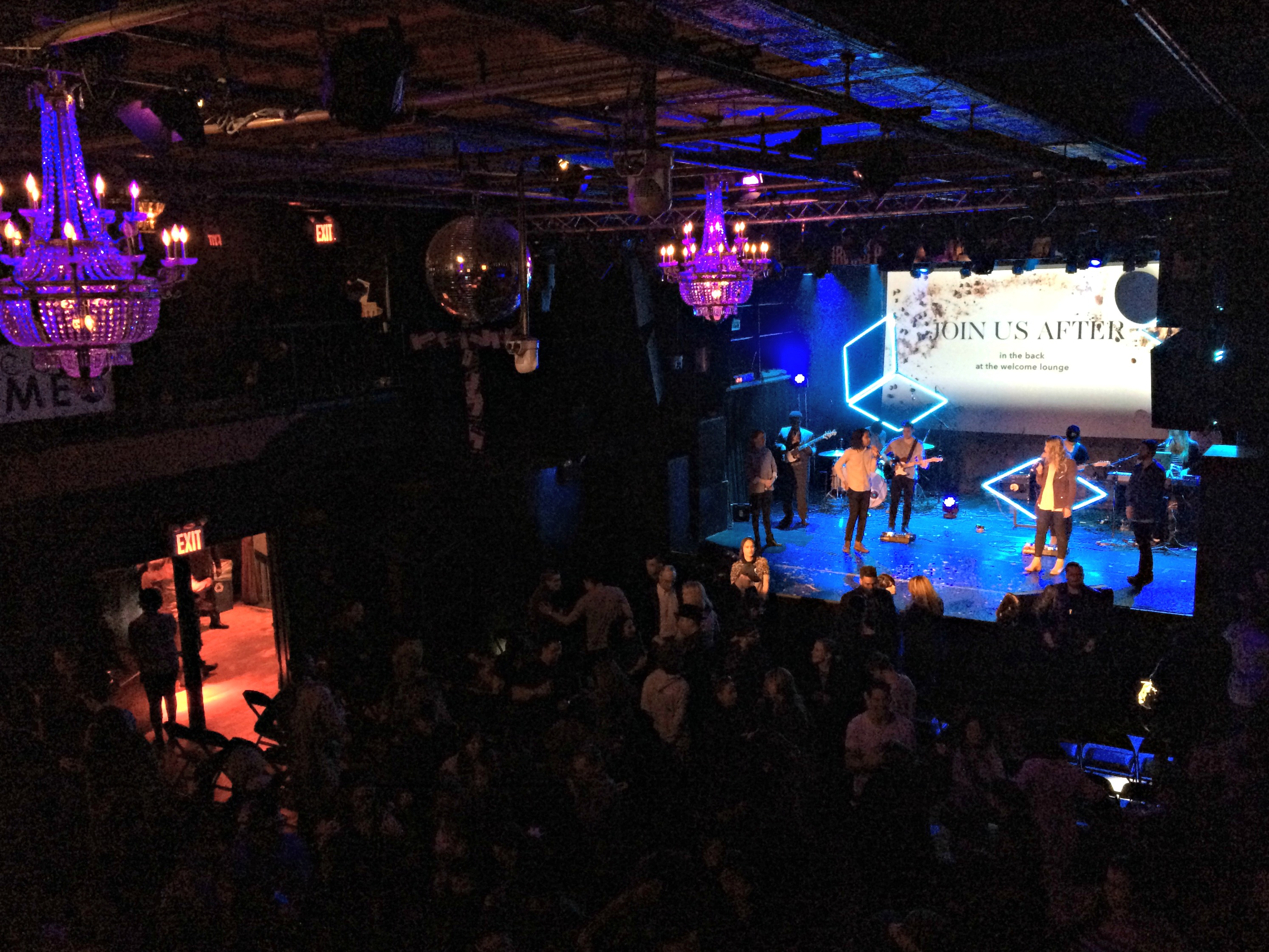 Hillsong NYC - irving plaza