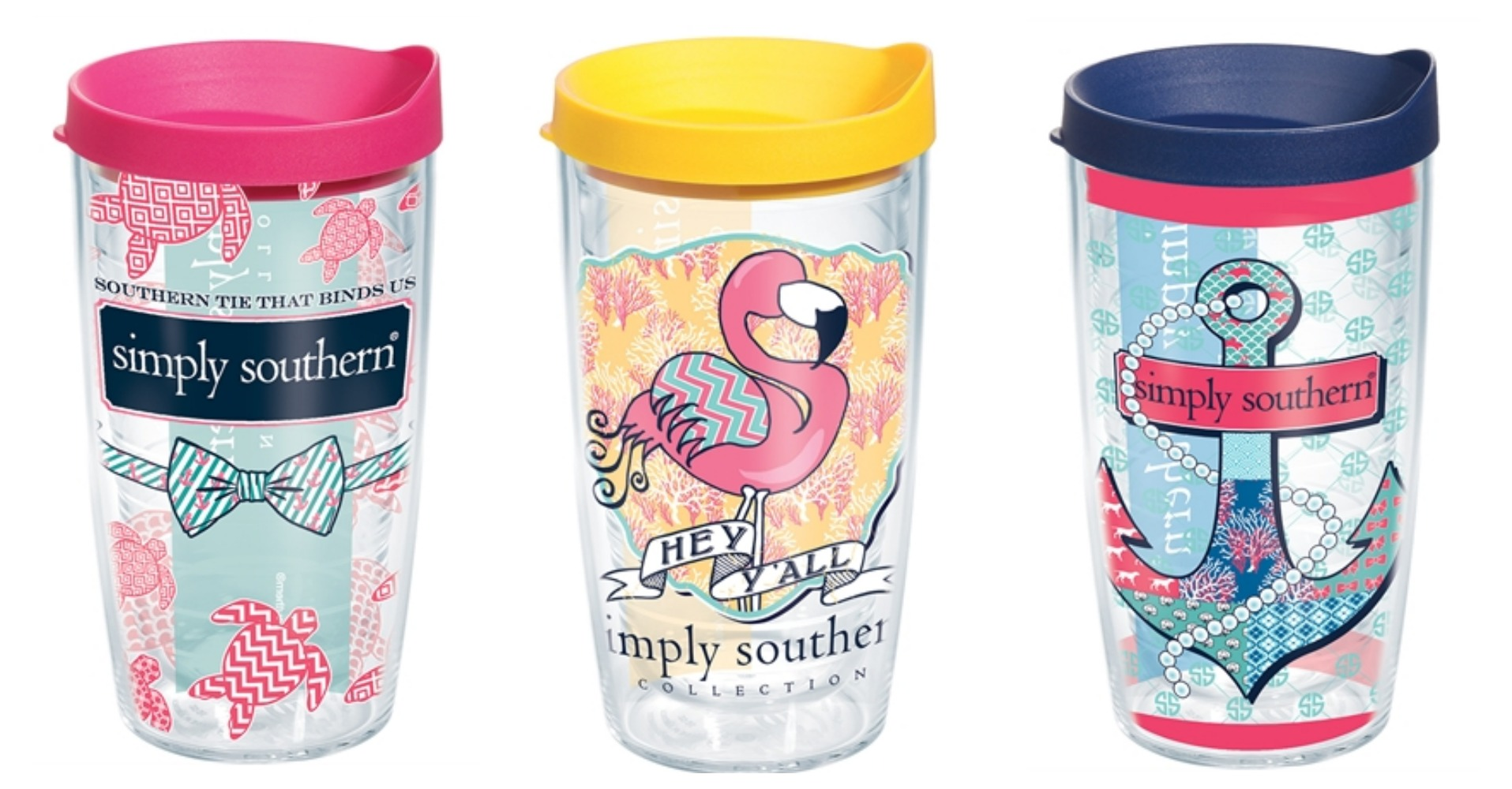Simply Southern Tervis tumblers