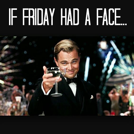 great gatsby friday funny