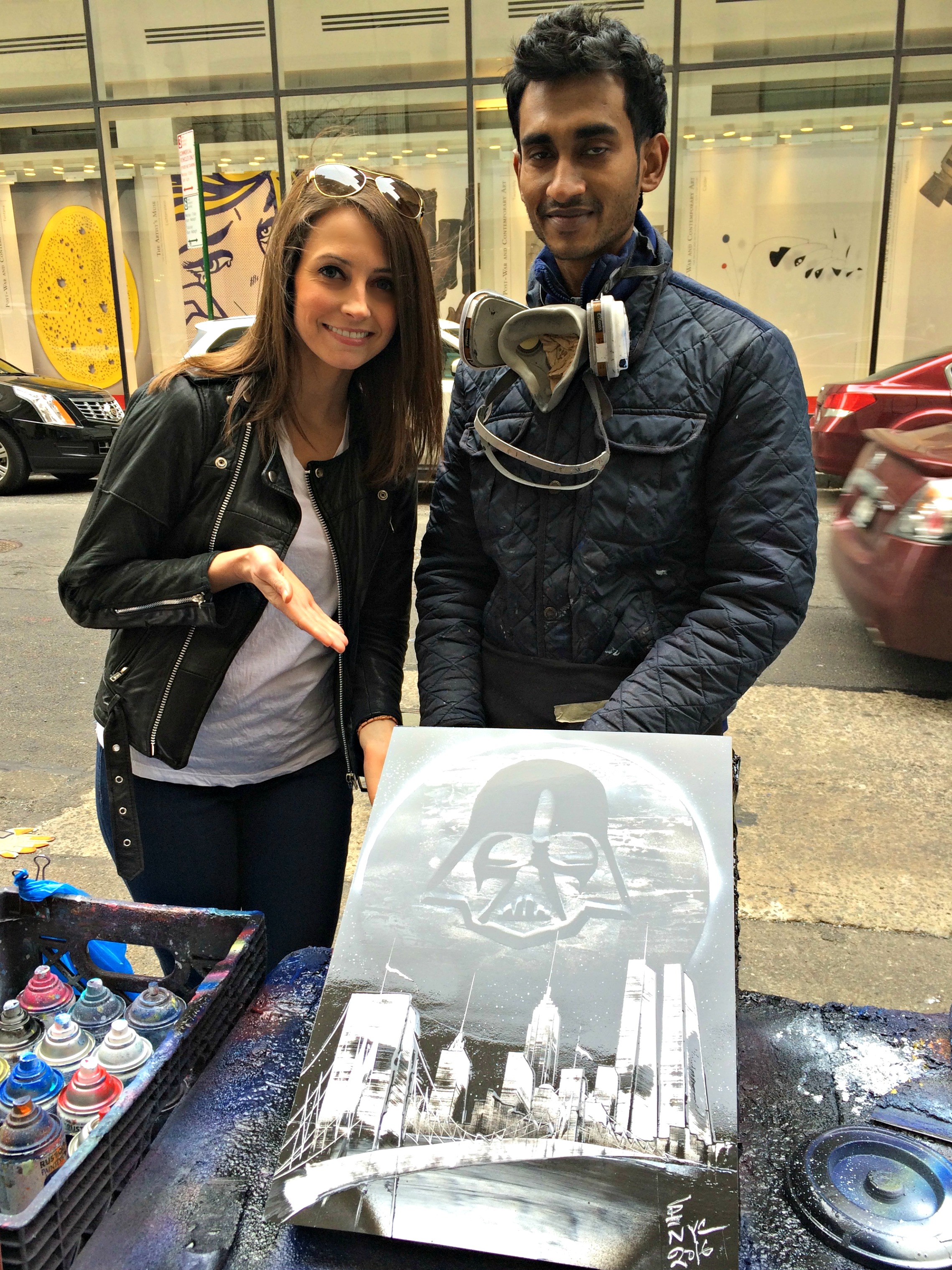 new york city artist