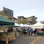 Little Italy Famer's Market - San Diego