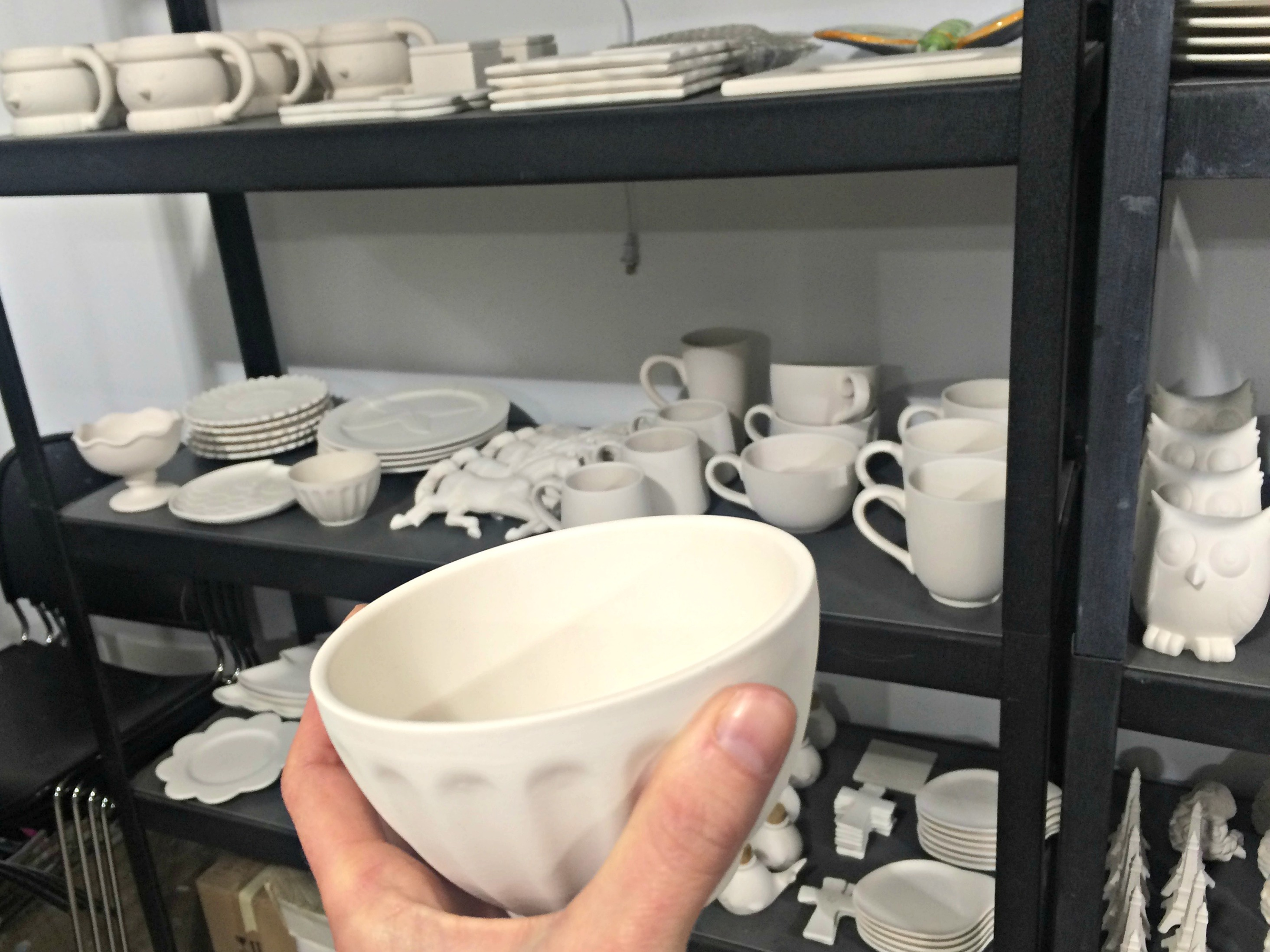 Paint Your Own Pottery - Merge Oxford
