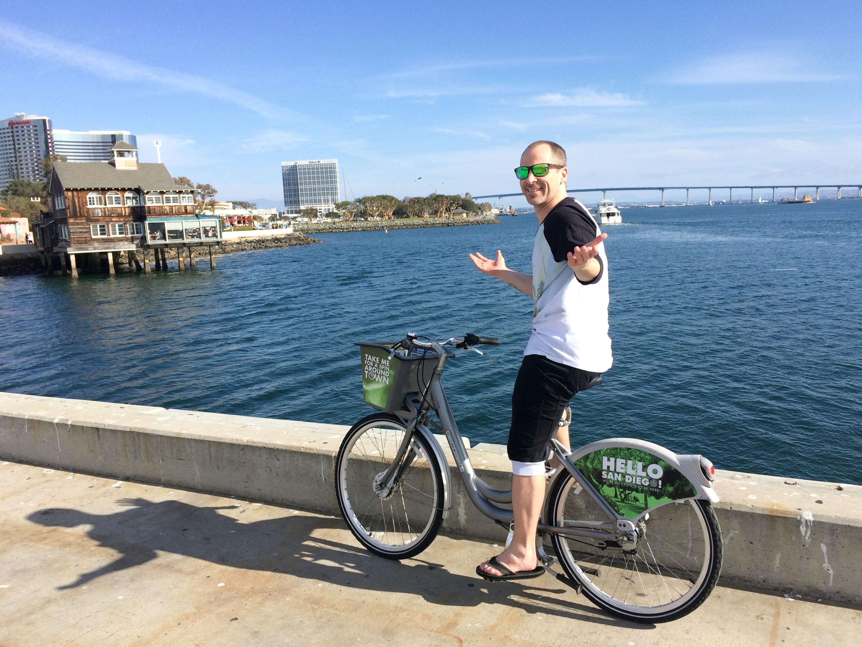 biking san diego