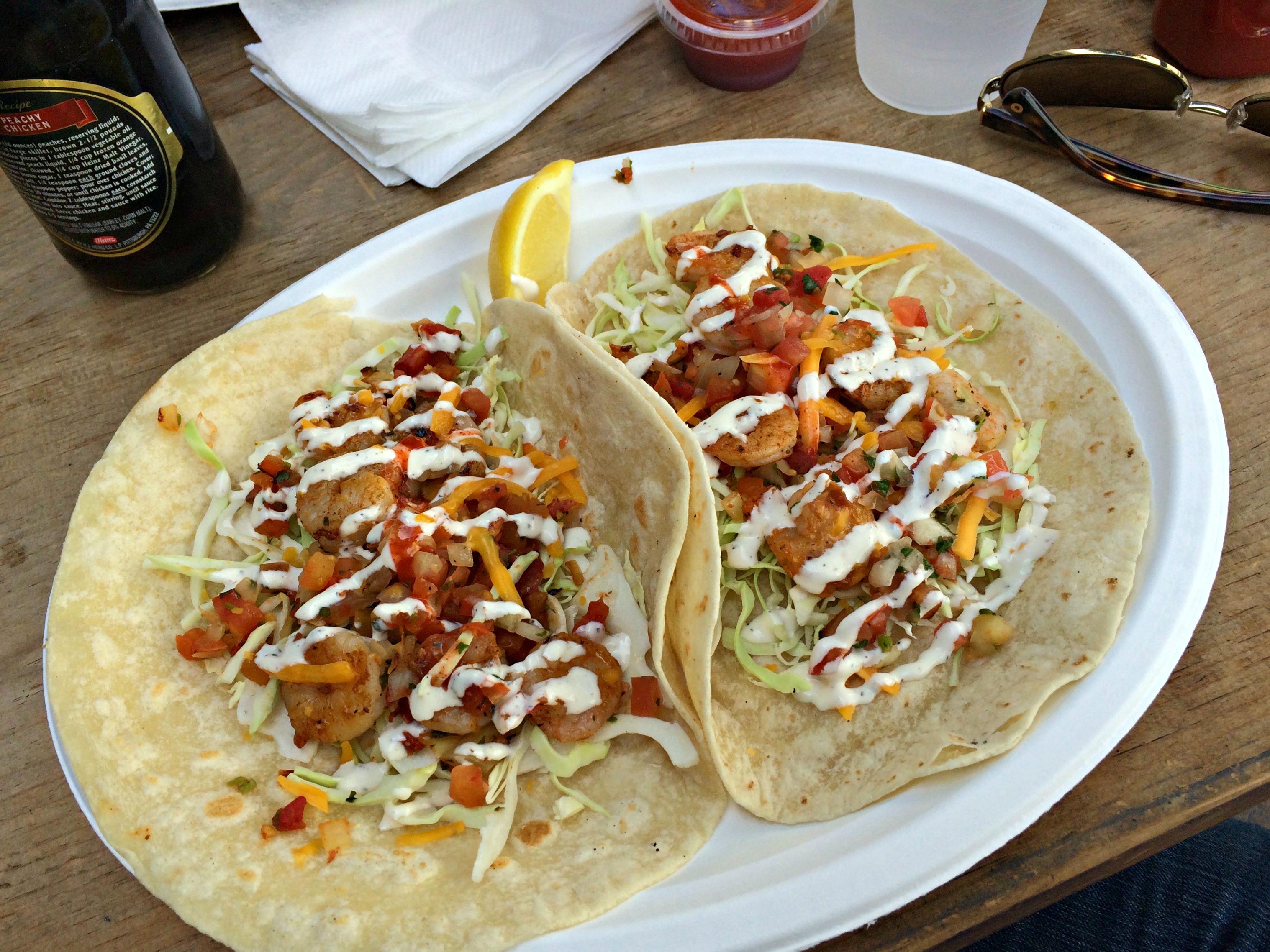 shrimp tacos san diego