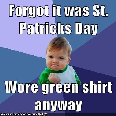st patricks day funny