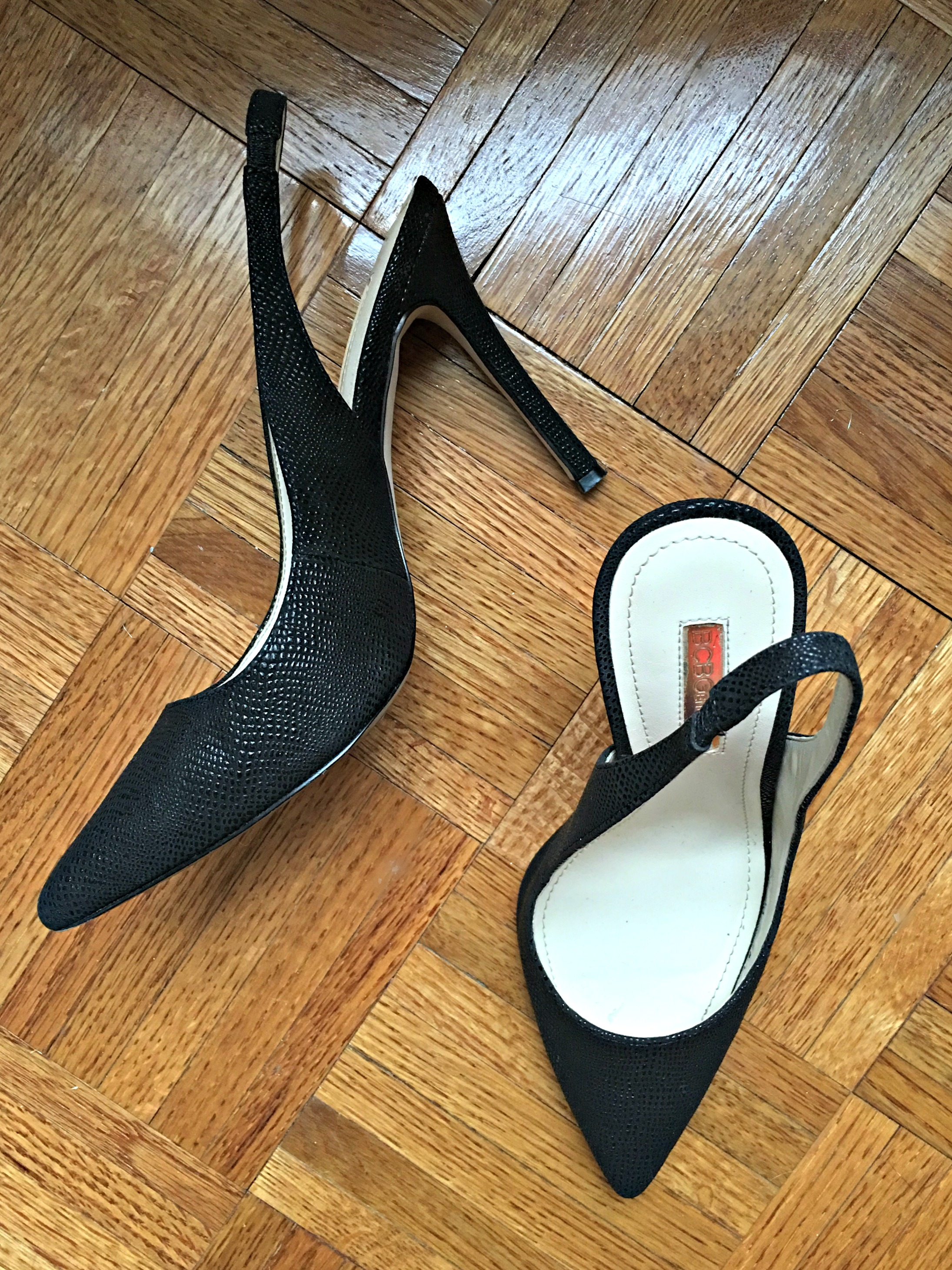 BCBGeneration sling-backs