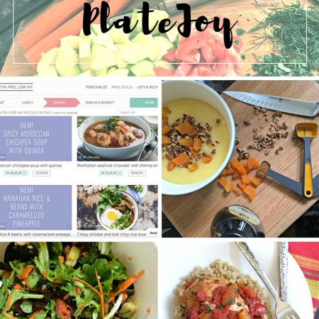 Healthy Meal Planning With PlateJoy