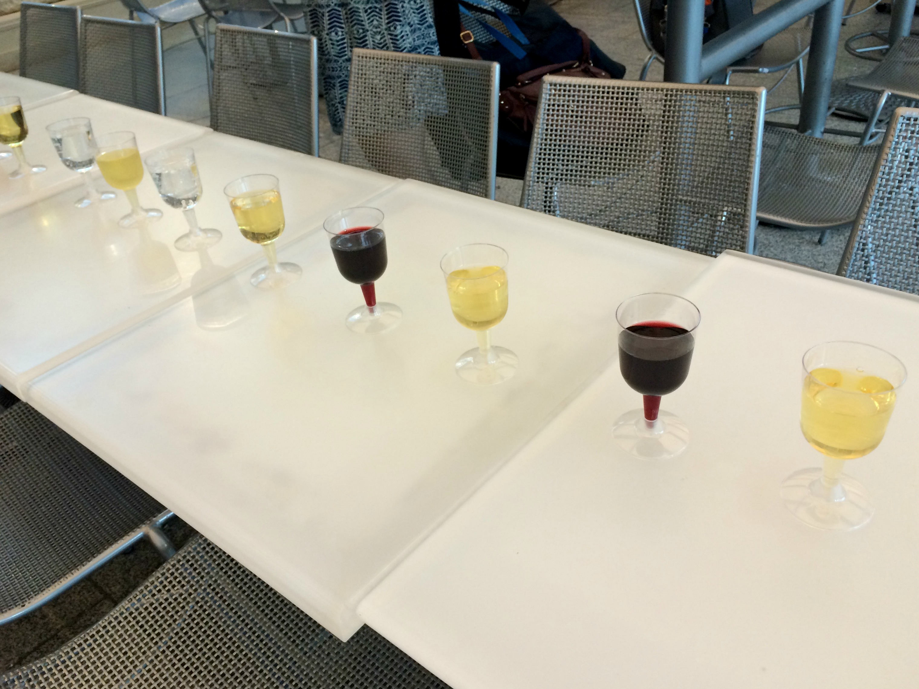 Museum Hacks VIP Tour wine