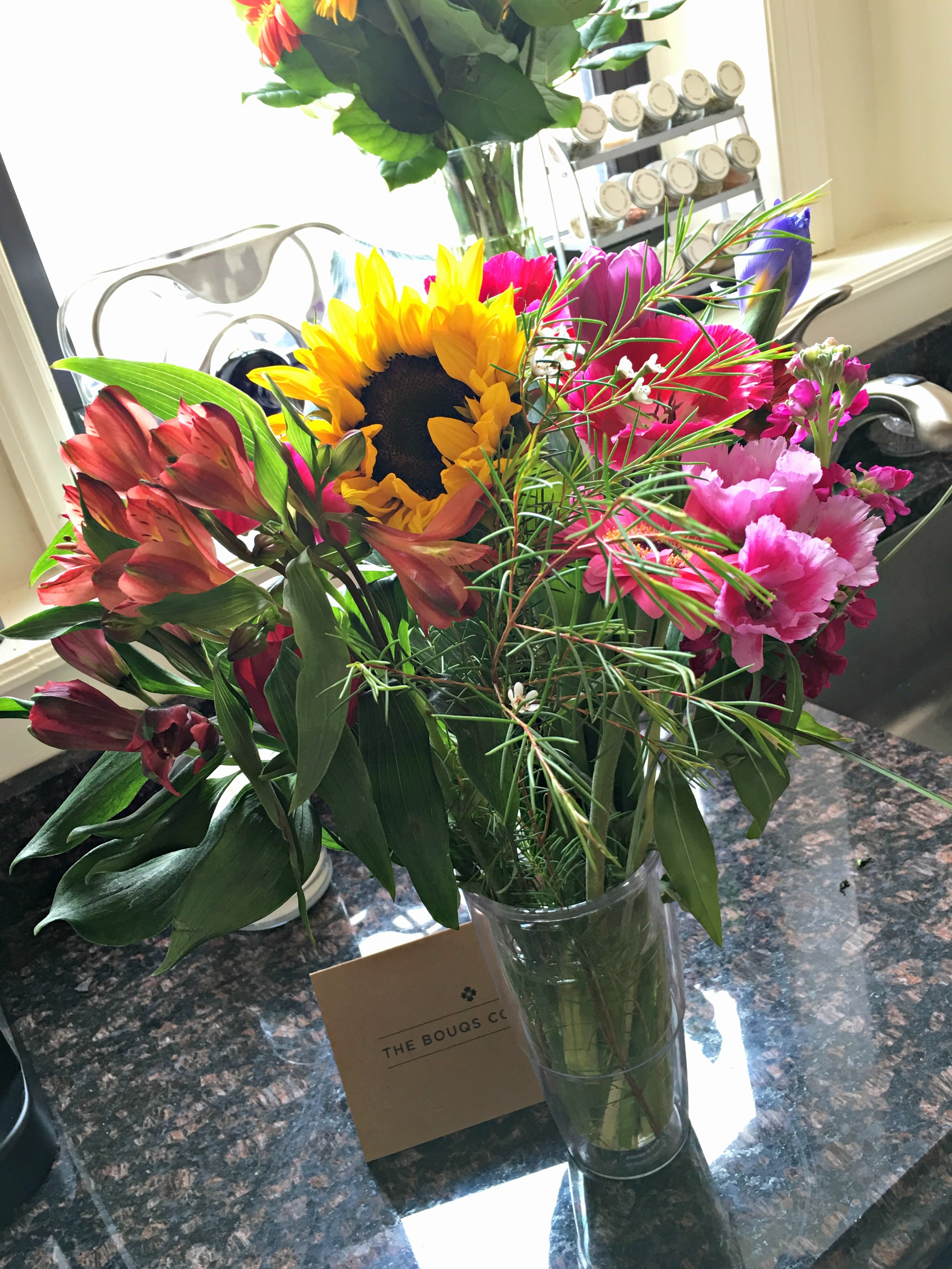 The Bouqs flowers