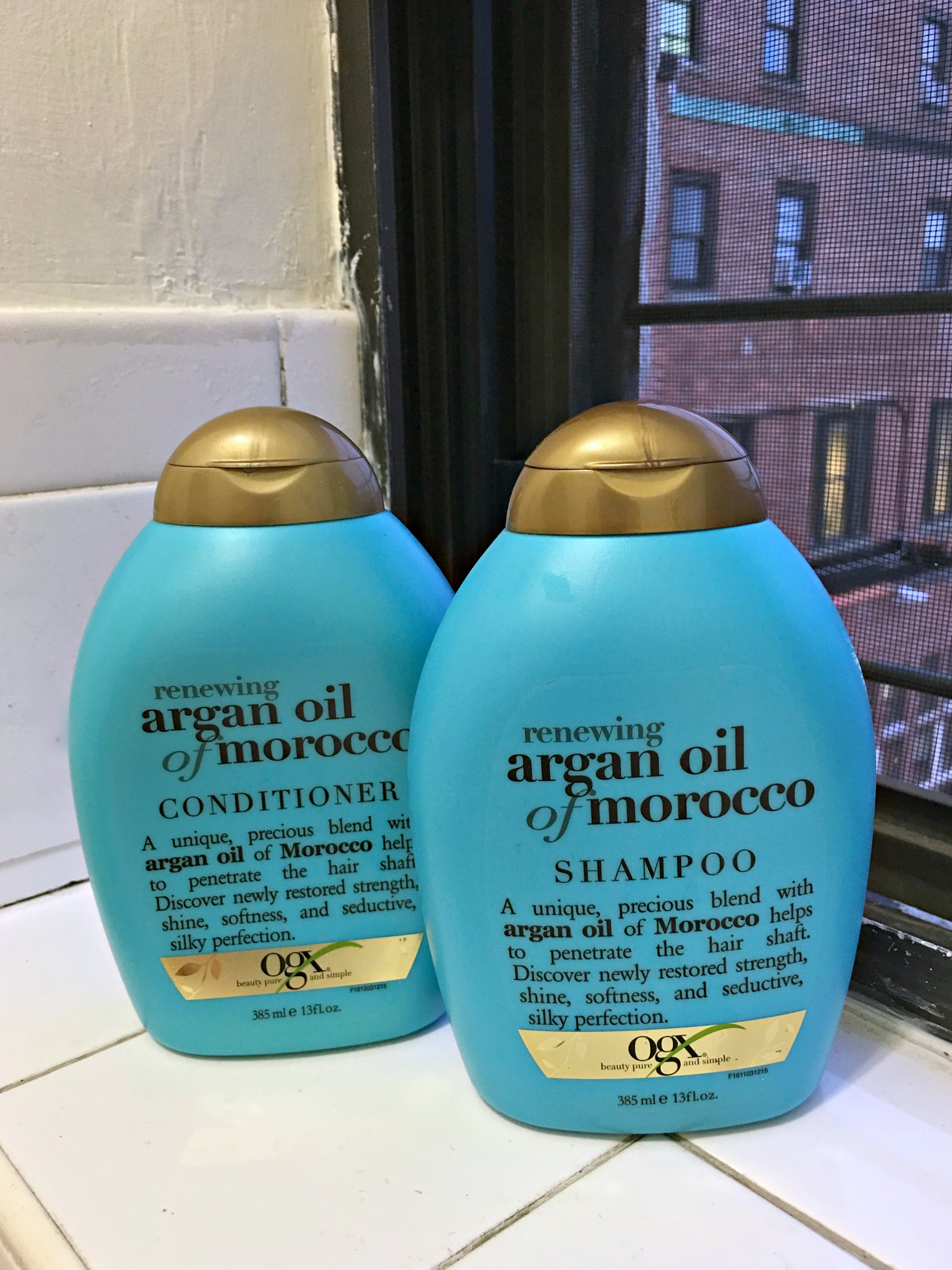 argan oil of morocco shampoo and conditioner