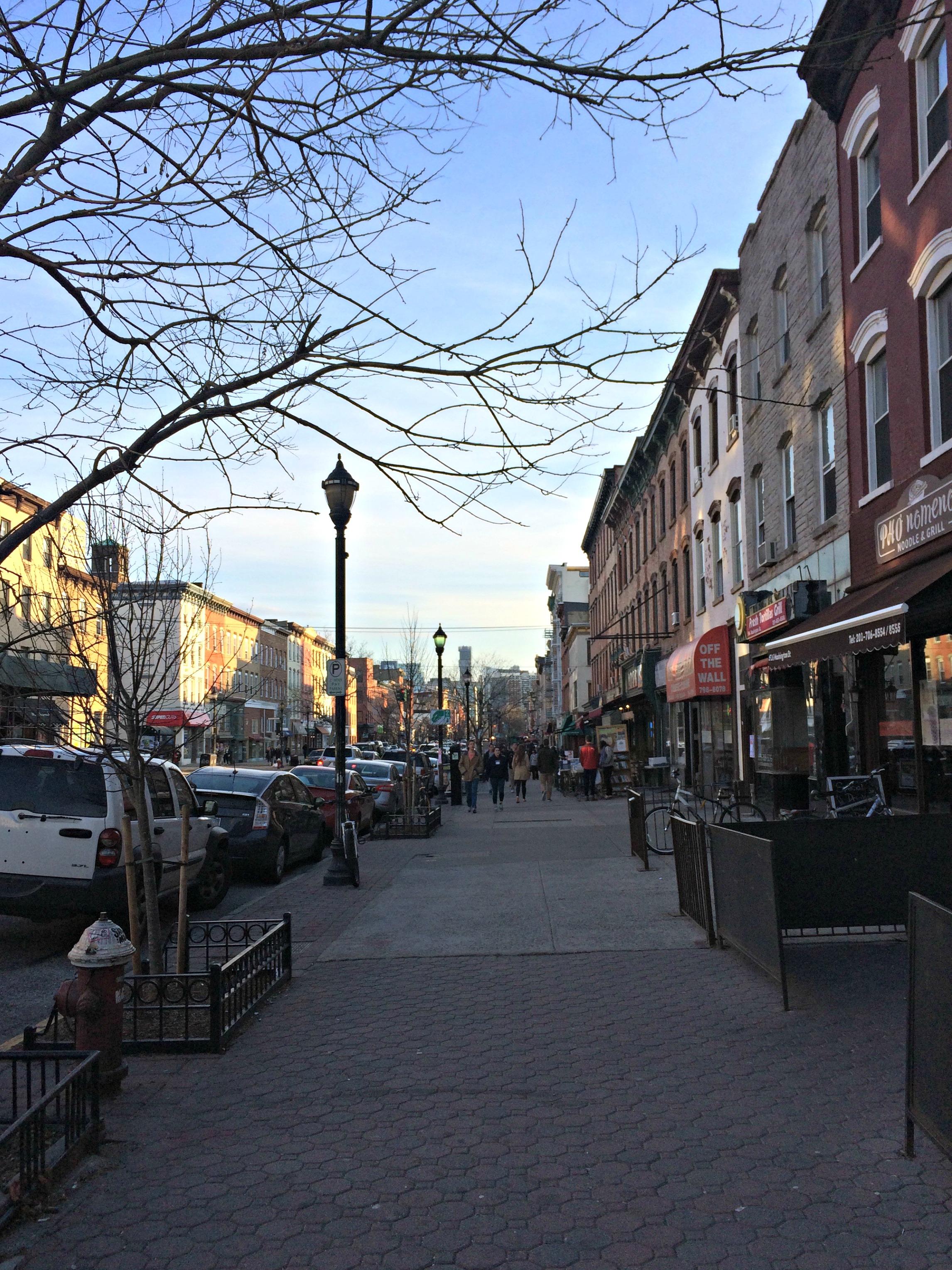 hoboken visits