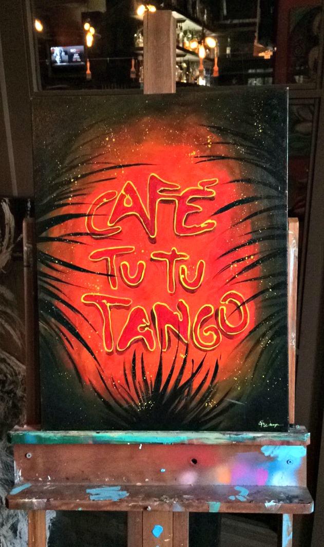 Cafe Tu Tu Tango Orlando