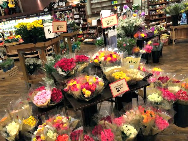Fresh Market flowers