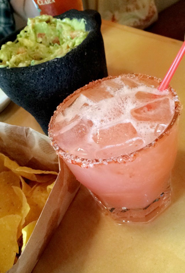 Haab strawberry margarita