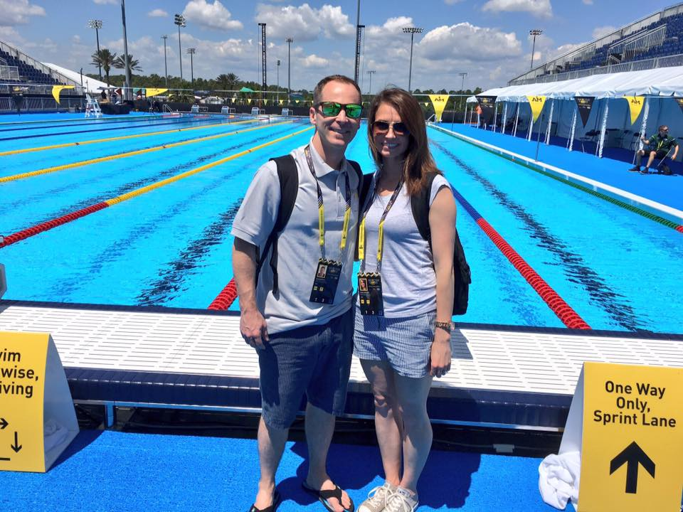 Invictus Games 2016 scott and heather