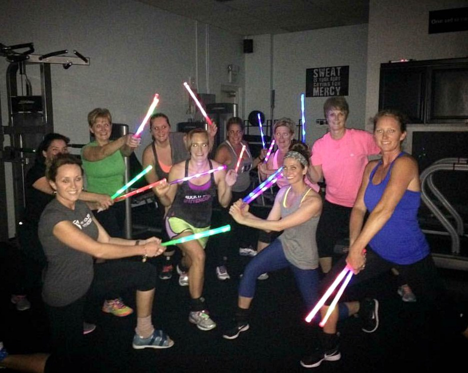 Lightsaber Workout - Star Wars Day