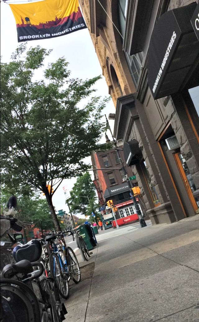 Park Slope streets