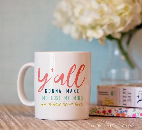 funny mom coffee mug