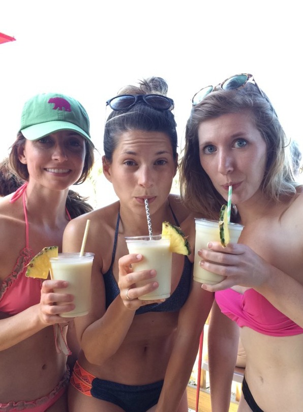 pina coladas at cocoa beach