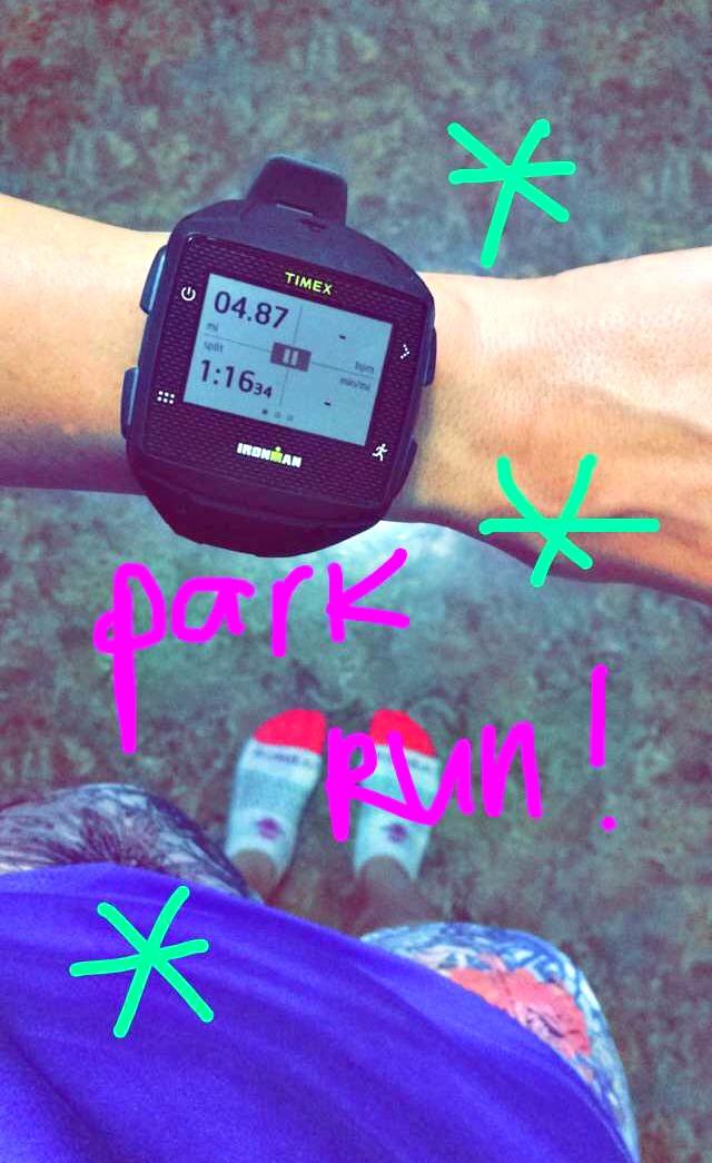 post park run