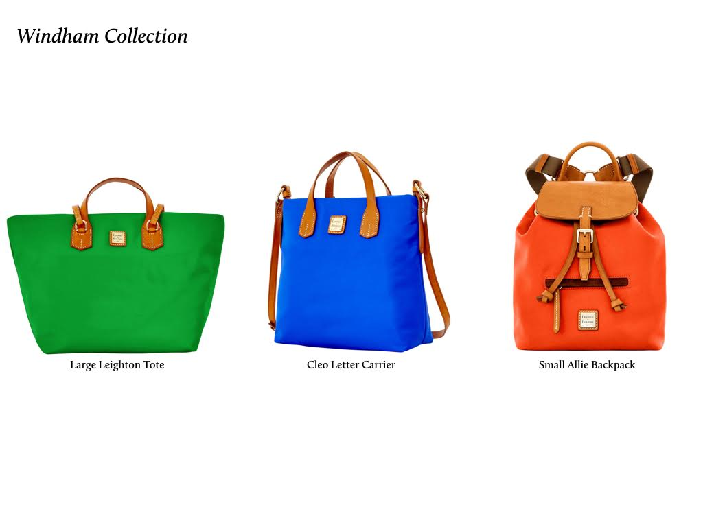 Dooney & Bourke Windham Collection