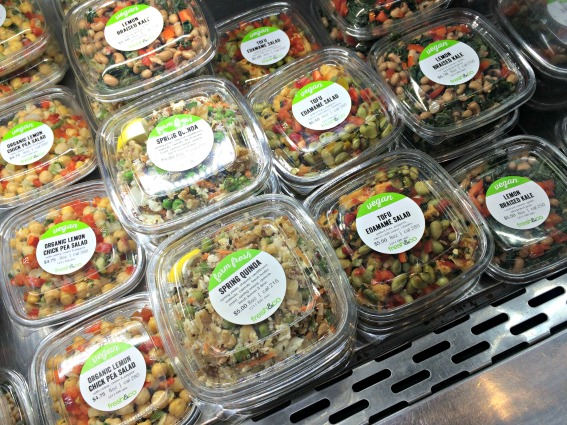 Fresh&Co salads