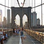Weekend Snapshots, Weekly Workouts & Walking the Brooklyn Bridge