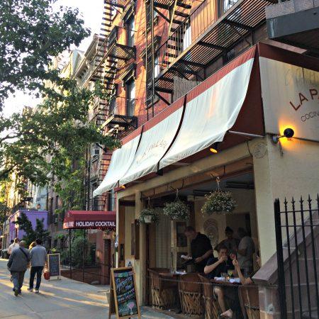 La Palapa Cocina Mexicana NYC