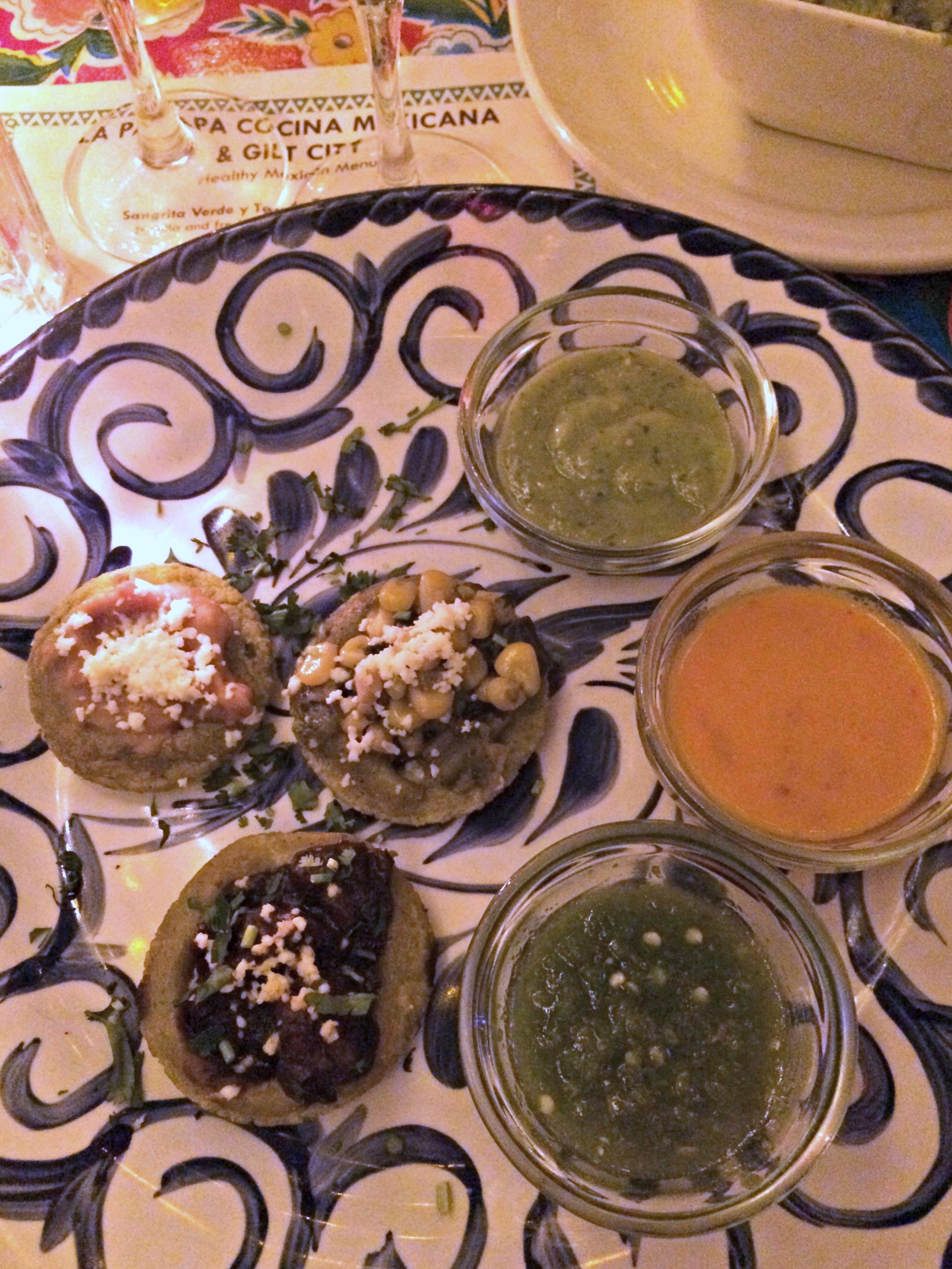 La Palapa Cocina Mexicana chalupas
