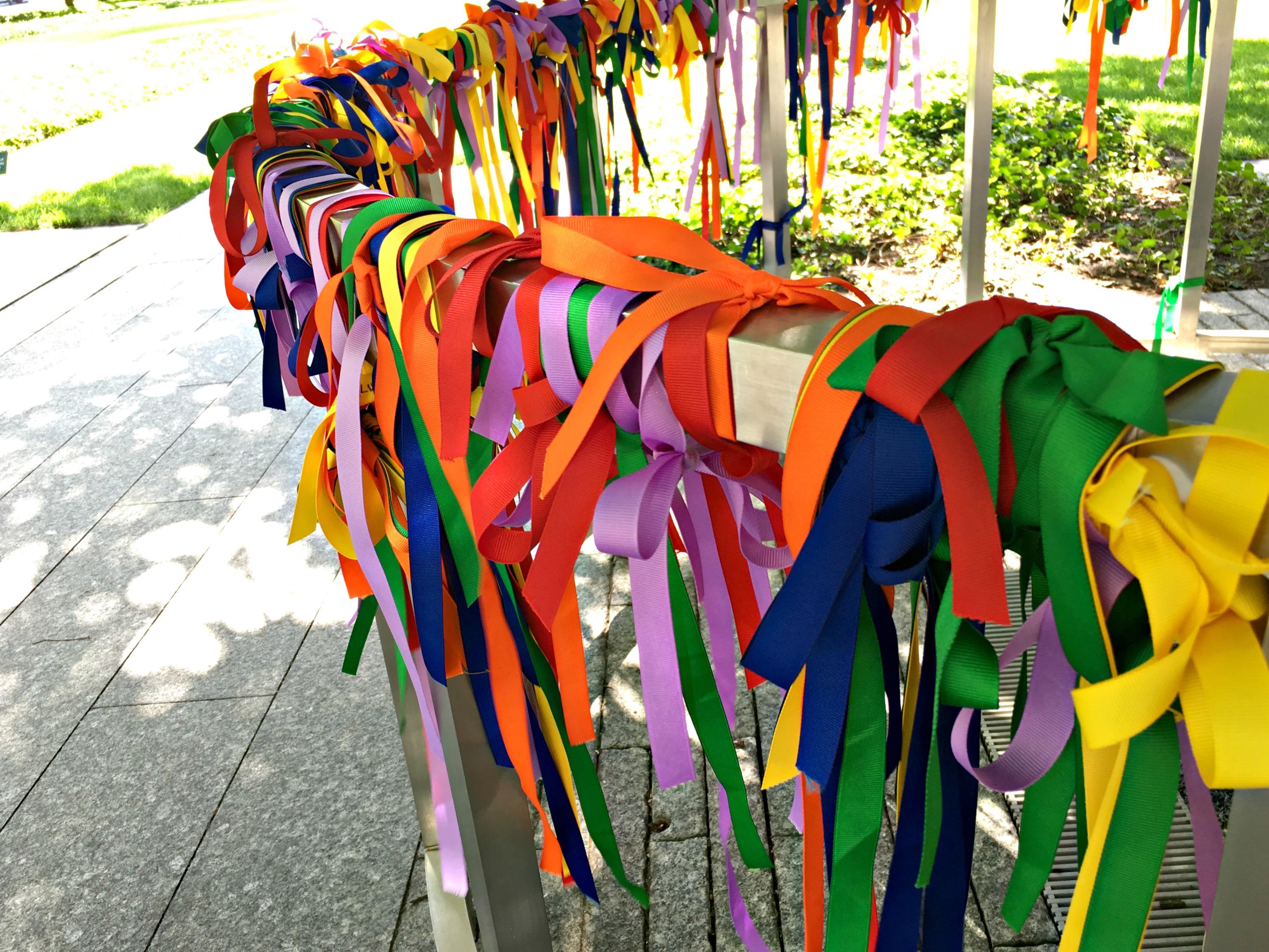 ORLANDOSTRONG ribbons