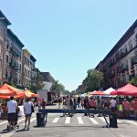Park Slope weekend festival