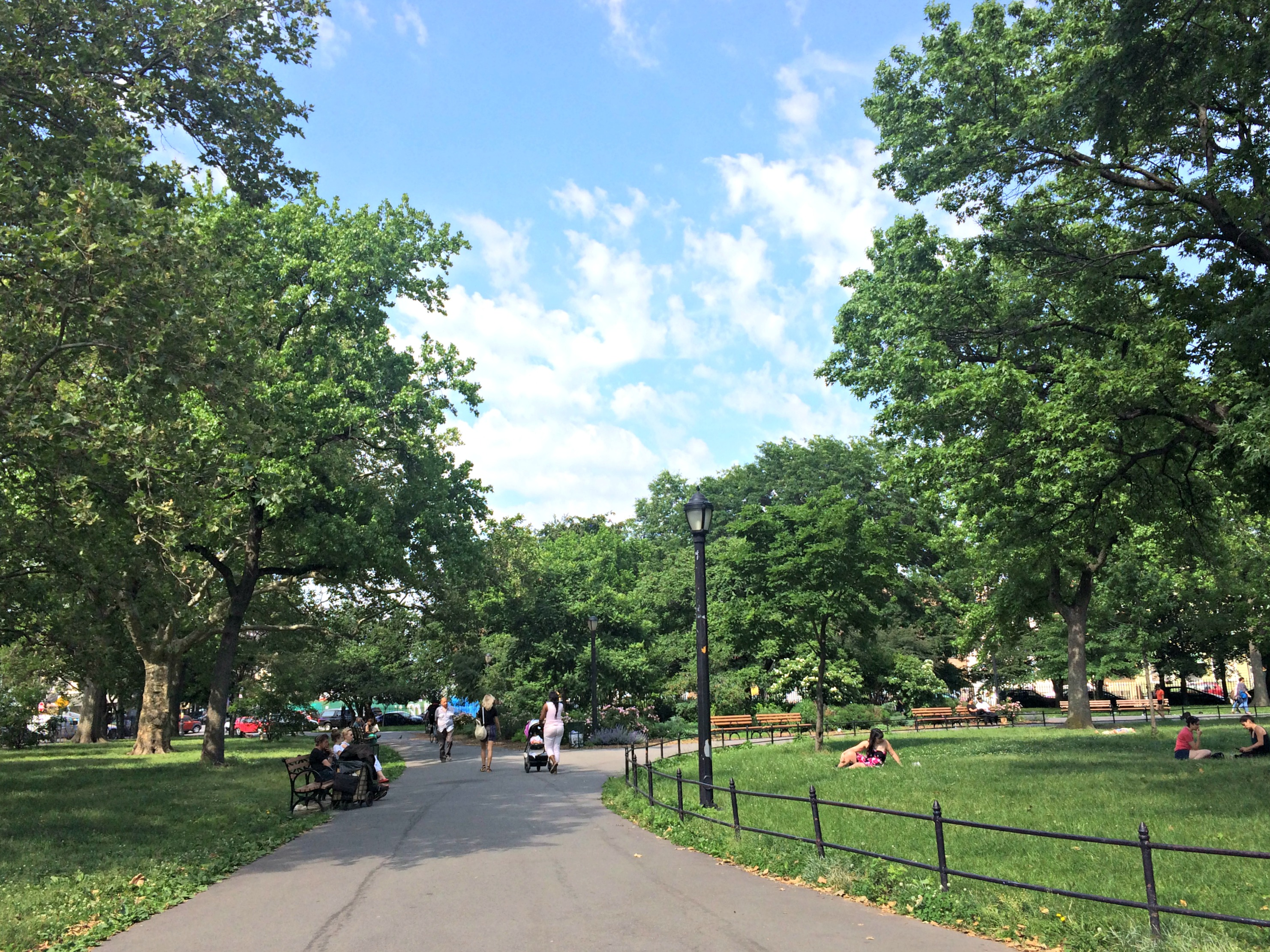 Williamsburg Park
