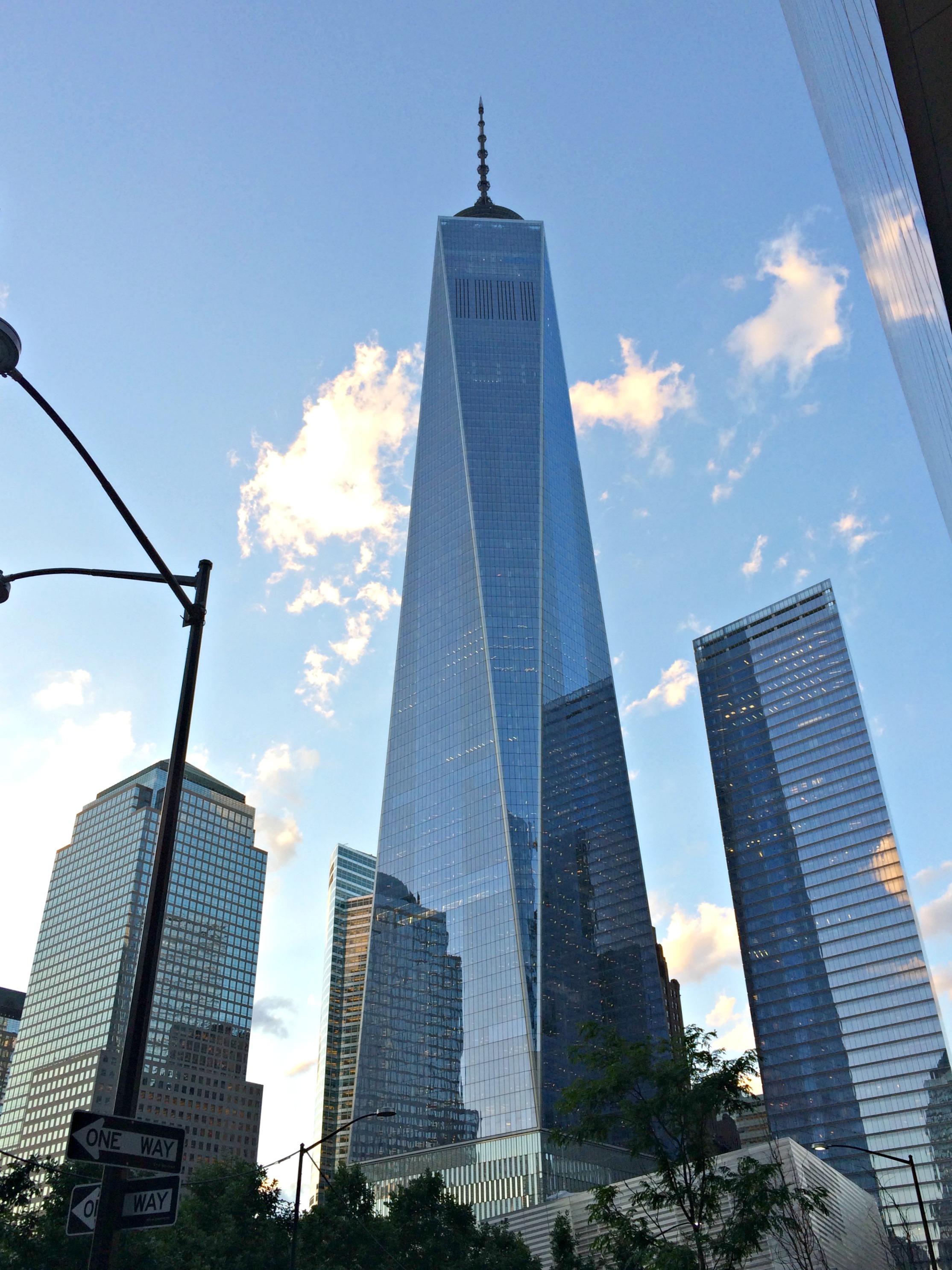 World Trade Center ONE
