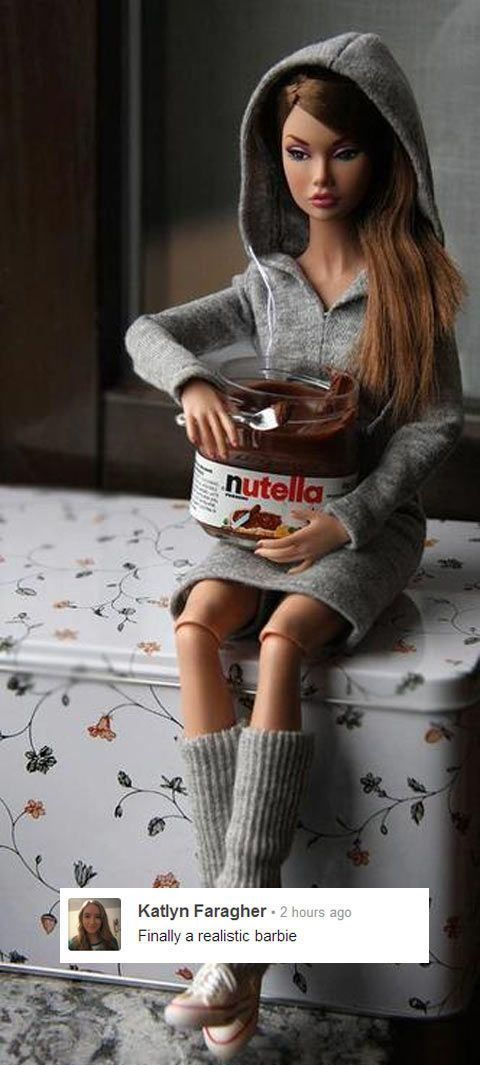 barbie funny