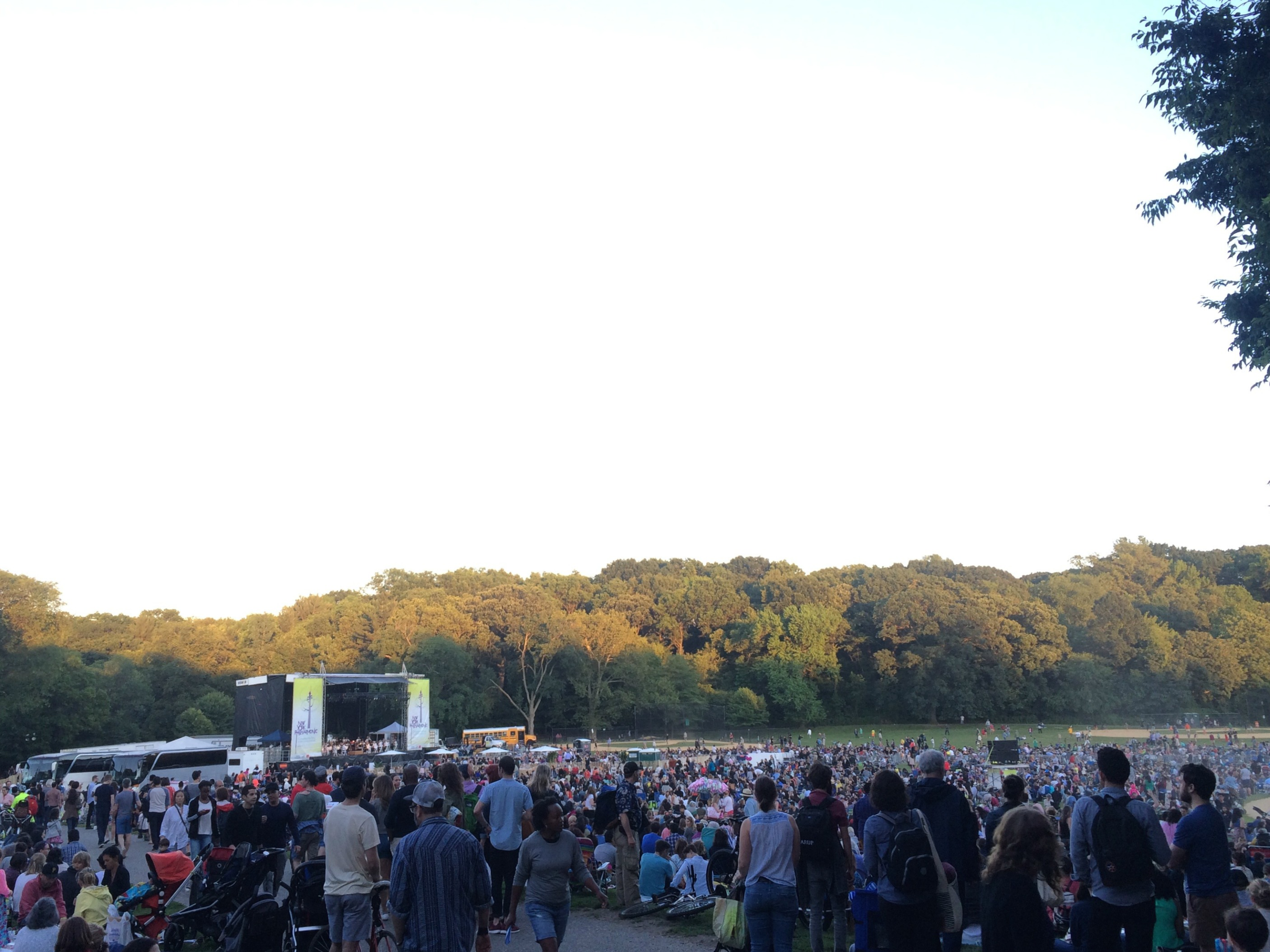 brooklyn phillharmonic orchestra prospect park