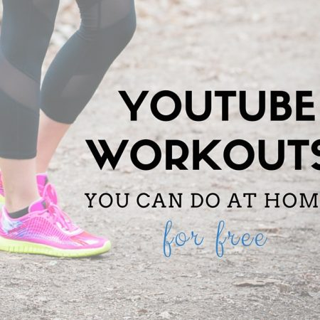 free YouTube workouts you can do at home
