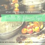 Summer Health & Fitness Tips (Workout And Interview With Michael Strahan)