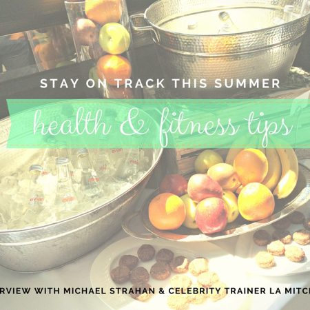 health and fitness tips to stay healthy this summer