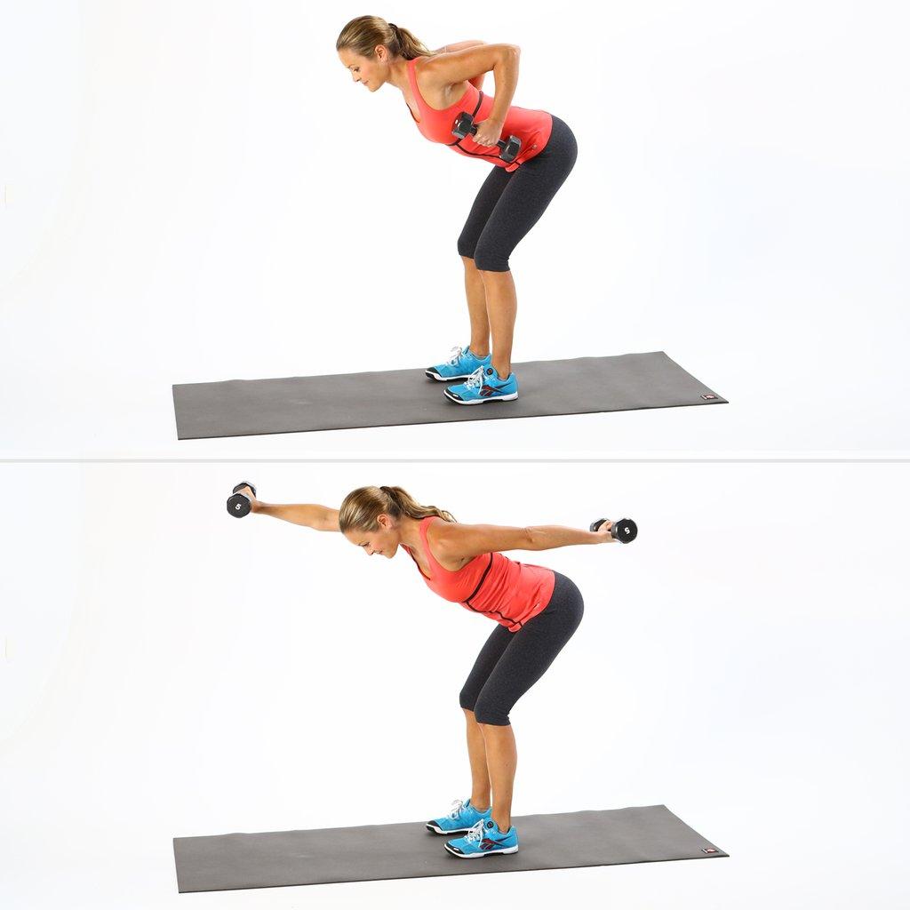 pilates boxers exercise