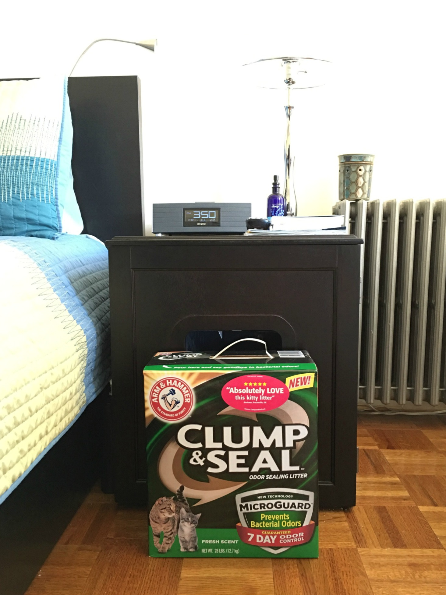 Arm & Hammer Clump & Seal Odor Sealing Litter