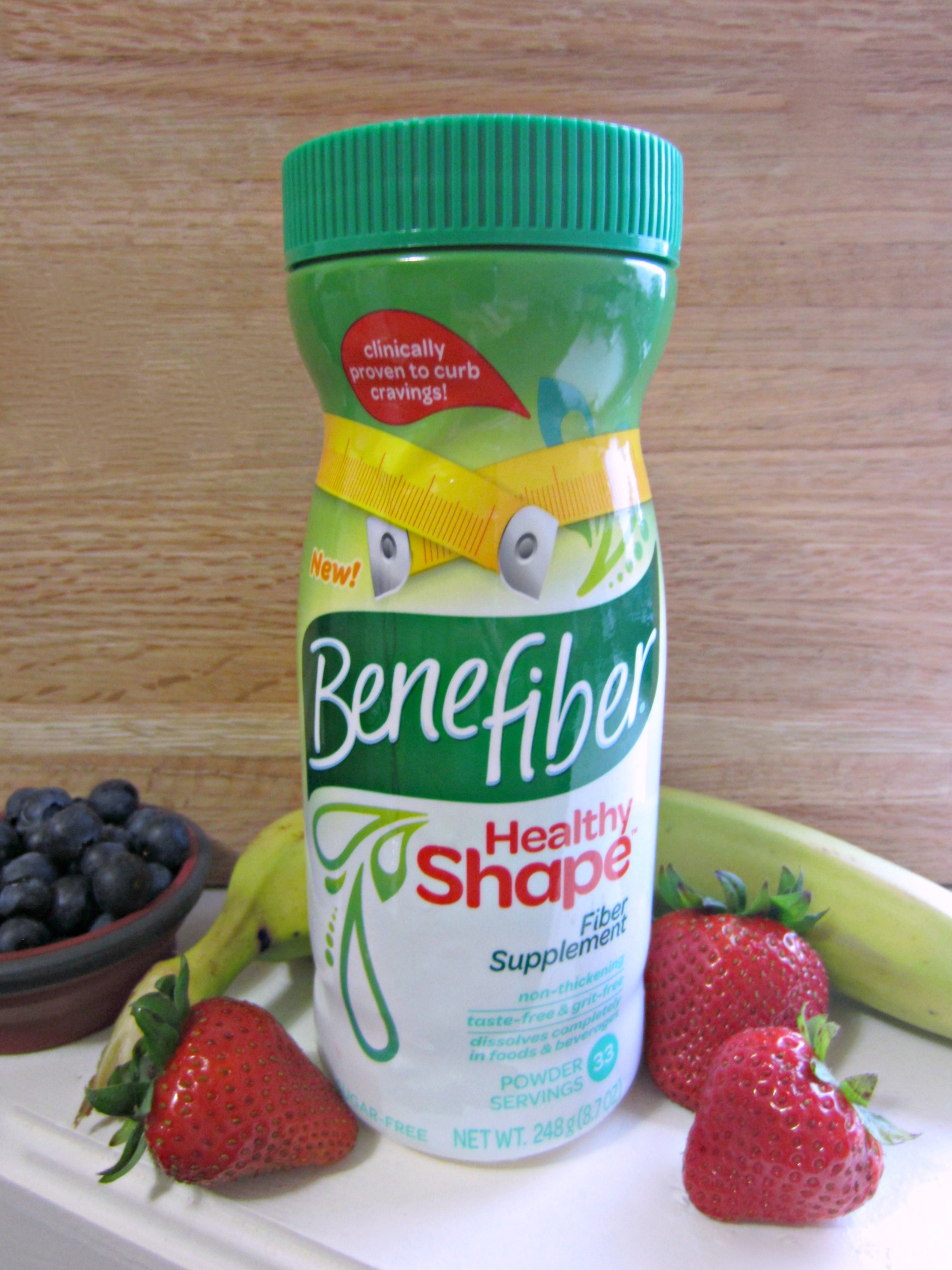 Benefiber healthy shape