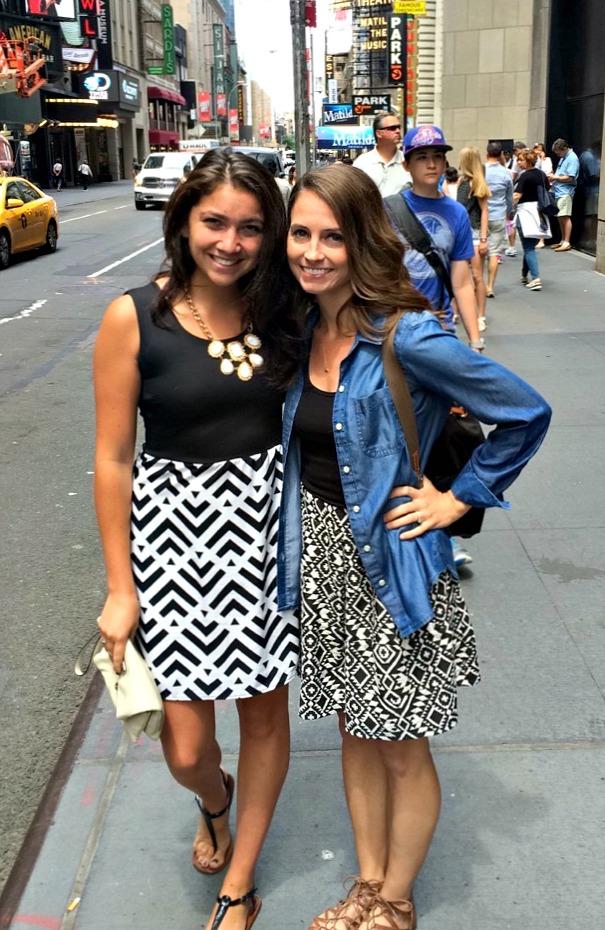 NYC with katlyn